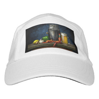 Crawfish & Beer Ball Cap
