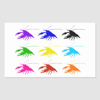 Crawfish (Crayfish) Sticker