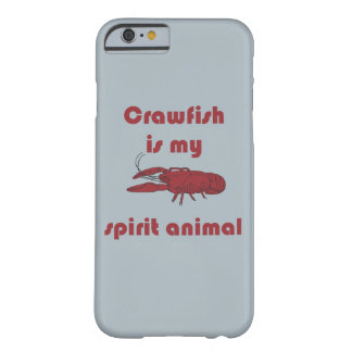 Crawfish Is My Spirit Animal Phone & Device Cover