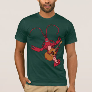 Crawfish Music T-Shirt