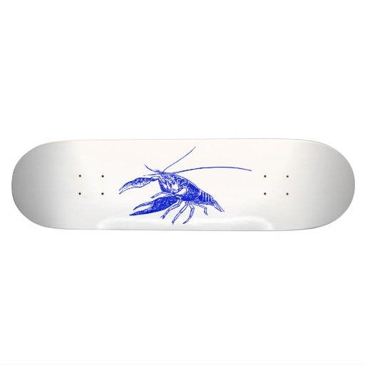crawfish skate board decks