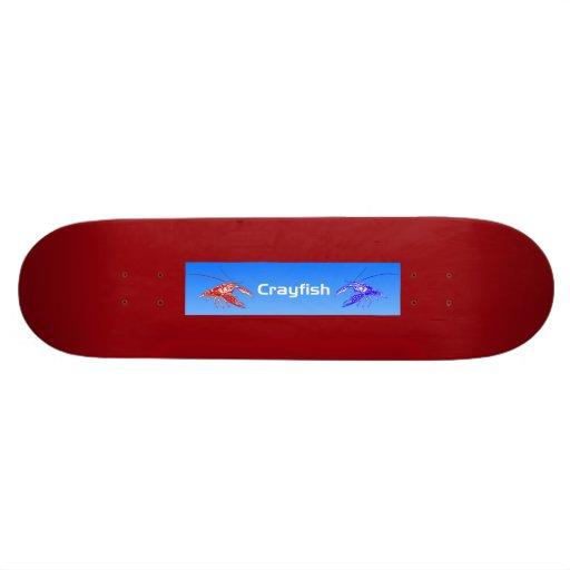 crawfish skate decks