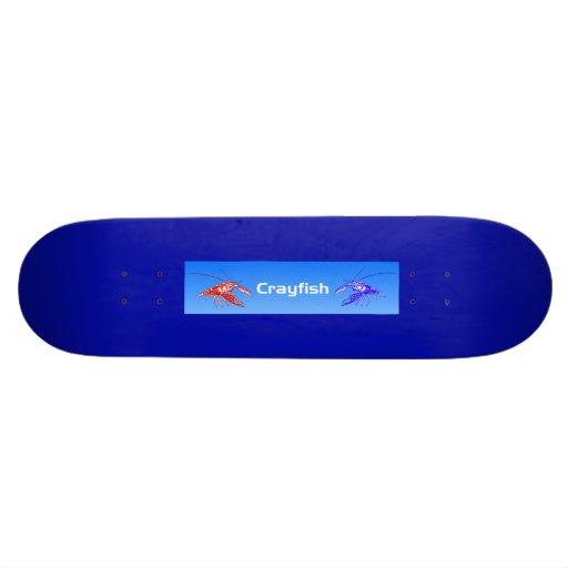 crawfish skate board
