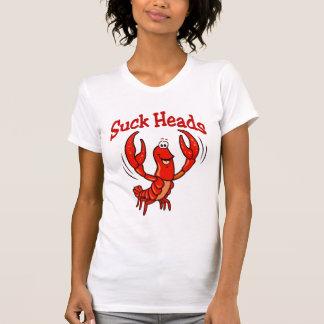 Crawfish Suck Heads T-Shirt
