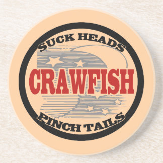 Crawfish Water Meter Coaster