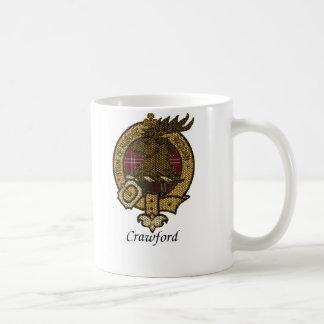 Crawford Clan Crest Coffee Mug