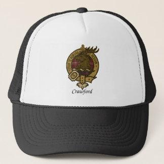 Crawford Clan Crest Trucker Hat