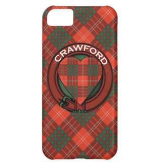 Crawford Scottish Tartan Cover For iPhone 5C