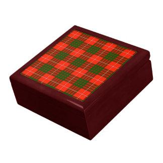 Crawford Tartan Gift Box