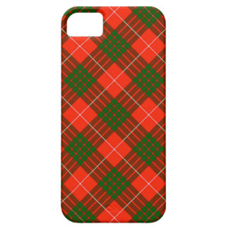 Crawford Tartan iPhone 5/5S Barely There Case