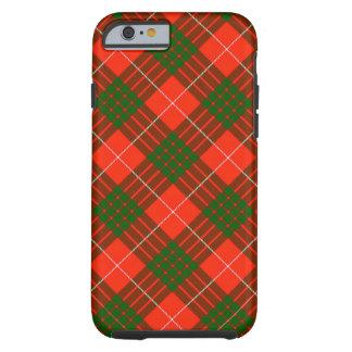 Crawford Tartan iPhone 6/6S Tough Case