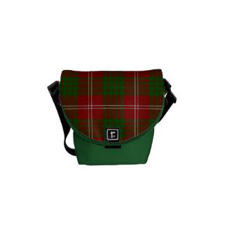 Crawford Tartan Plaid Commuter Bags