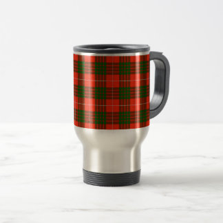 Crawford Tartan Travel Mug