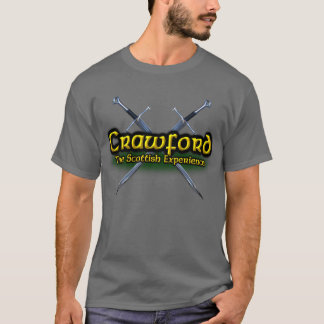 Crawford The Scottish Experience Clan T-Shirt