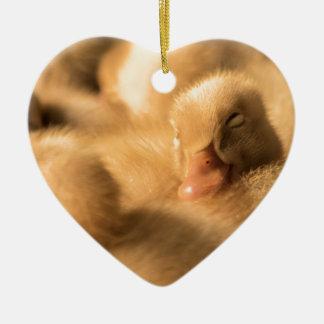 CrawfordBethany camaraderie Ceramic Heart Ornament