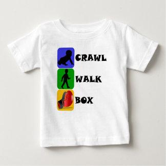 Crawl Walk Box Baby T-Shirt