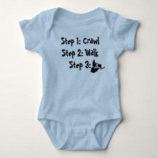 """Crawl Walk Sled"" Sledders.com Baby Creeper"