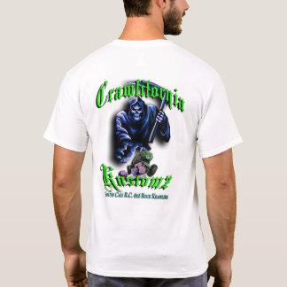 Crawlifornia Kustomz Green T-Shirt