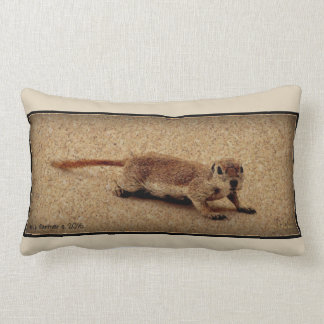 Crawling Charlie Throw Pillow