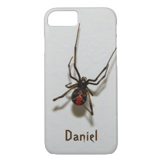 Crawling Spider iPhone 7 Case