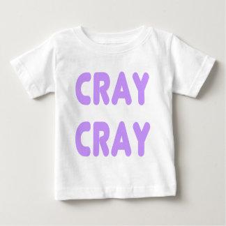 Cray Cray Internet Memes Light Purple Tees