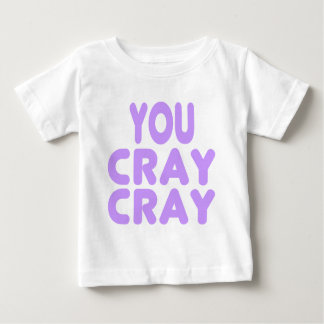 Cray Cray Internet Memes Light Purple T Shirt