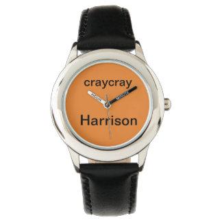 craycray Harrison Watch