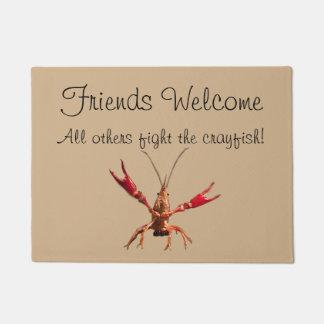 Crayfish Doormat