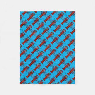 Crayfish Fleece Blanket
