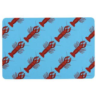 Crayfish Floor Mat