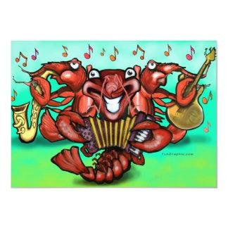 Crayfish Invitation
