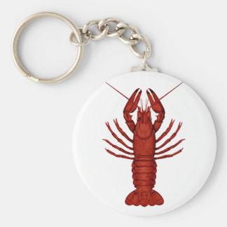 Crayfish Keychain