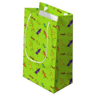 crayon gift bag