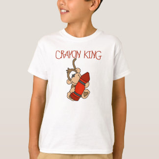 Crayon King T-Shirt