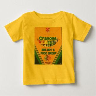 Crayons... Baby T-Shirt