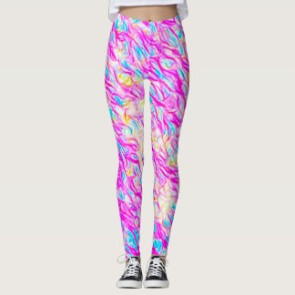 Crayons Rave Love Leggings