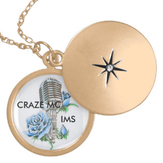 Craze MC custom jewelry locket necklace