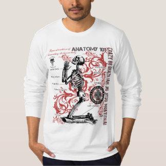 CRAZY 88 ANATOMY 101 LS T-Shirt