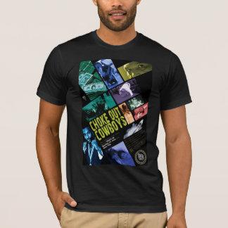 CRAZY 88 CHOKE OUT COWBOYS T-Shirt