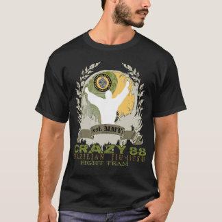 CRAZY 88 - LEGION OF DOOM 1 - BLACK T-Shirt