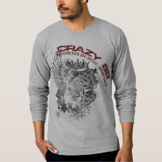 CRAZY 88 LION'S PRIDE LS T-Shirt