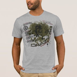 CRAZY 88 MAD SCIENTIST T-Shirt
