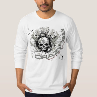 CRAZY 88 VIOLENT THOUGHT LS T-Shirt