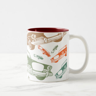 Crazy About Cadillacs Mug