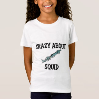 Crazy About Squid T-Shirt