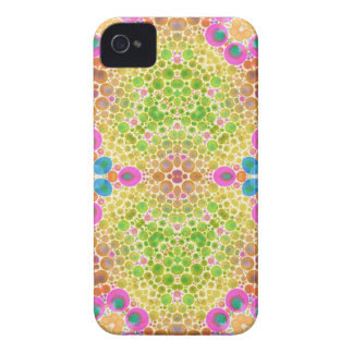 Crazy Abstract iPhone 4 Case