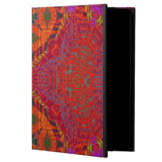 Crazy Abstract iPad Air 2 POWIS Case