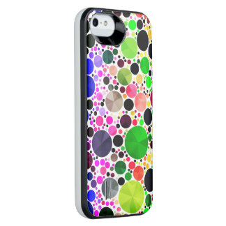 Crazy  Abstract iPhone5 Power Gallery Cases