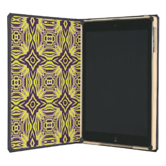 Crazy Abstract Pattern iPad Air DODOcase iPad Air Cases