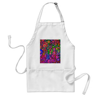 Crazy Abstract Standard Apron